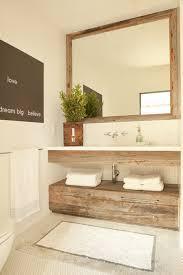 Bathroom Vanity Reclaimed Wood Reclaimed Wood Vanity Modern Bathroom Bhg