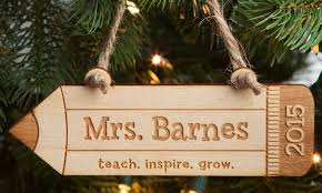 personalized wooden ornaments personalized planet groupon