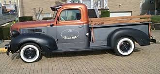 1946 dodge panel truck dodge trucks for sale classics on autotrader