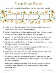 free worksheets place value worksheets year 6 free free math