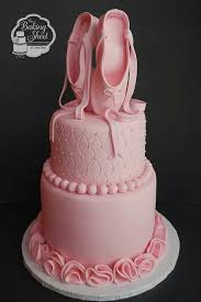 73 best ballet cakes cupcakes and cookies images on pinterest