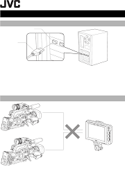 jvc camcorder ieee1394 user guide manualsonline com