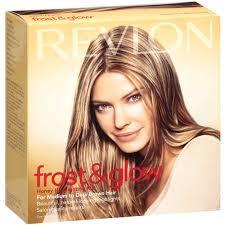 frosting hair revlon frost glow honey highlighting kit walmart com