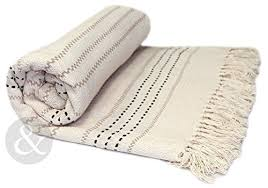 extra large cotton sofa throws 100 cotton woven heavy weight luxury thermal throw over sofa