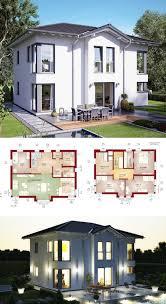 home design evolution stadtvilla modern haus evolution 148 v3 bien zenker