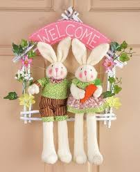 Easter Door Decorations Pinterest by 81 Best Easter Images On Pinterest Diy Easter Ideas And Spring