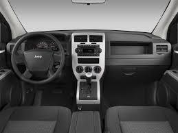 jeep compass sport white 2008 jeep compass cockpit interior photo automotive com