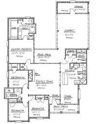 floor plans 2000 sq ft 4 bedroom floor plans 2000 sq ft home plans ideas