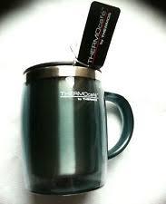 Desk Mug Thermos Thermocafe Desk Mug Black 450ml 071799 Ebay