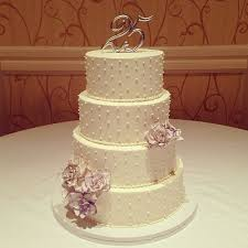 30 best getting 25th wedding anniversary cakes images on pinterest