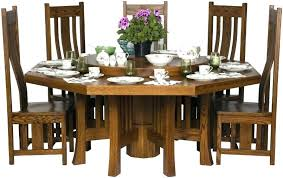 round table with lazy susan built in dining room table lazy susan captivating round dining room tables