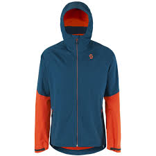 cycling jacket blue scott trail mtn dryo 30 cycling jacket cycle solutions