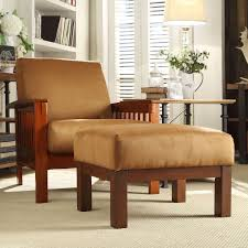 Mission Style Loveseat Amazon Com Metro Shop Tribecca Home Hills Mission Style Oak Rust