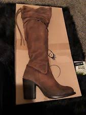 womens boots size 8 knee boots freebird by steven s us size 8 ebay