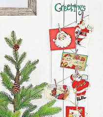 christmas card holder how to make a christmas card holder joann