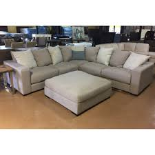 Sectional Cushions 1 Super Plush Lounge Sectional With Upgraded Cushions Lexington Ky