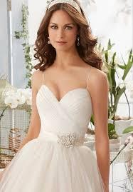 wedding dress sash bridal beaded satin and organza tie sash style 11227 morilee