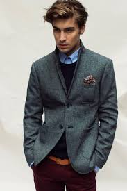 blazer sweater s charcoal wool blazer black crew neck sweater blue dress