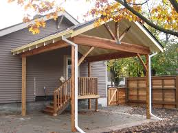 simple roof designs brown and cream patio shade structure with simple roof design over