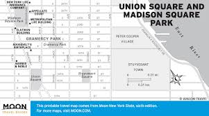 Empire State Plaza Map by Printable Travel Maps Of New York Moon Travel Guides