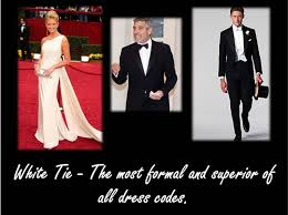 black tie attire dress code guide how to dress correctly for the occasion