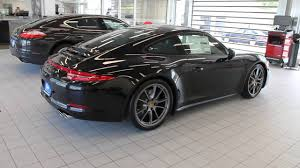 porsche 911 black 2015 porsche 911 black stock 110623 walk around