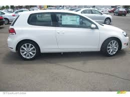 white volkswagen golf candy white 2011 volkswagen golf 2 door tdi exterior photo