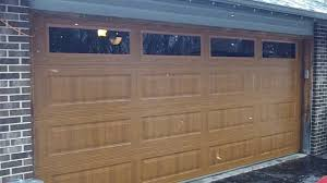 Olympia Overhead Doors by A Amarr Stratford 3000 Golden Oak We Installed Specs Youtube