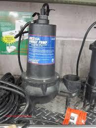 Waste Pumps Basement - septic pumps sewage ejector pumps septic grinder pumps septic