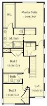 House Plans With Master Suite On Second Floor Plan 85100ms Two Story Contemporary House Plan Contemporary