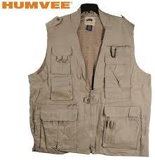 travel vests images Humvee safari photography travel vest khaki 21 pocket fishing jpeg