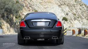 roll royce side rolls royce wraith review page 2 autoevolution