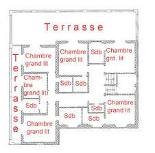 plan de maison 6 chambres plan maison 6 chambres plans maisons maison de luxe moderne