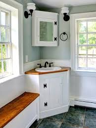 Corner Bathroom Vanities And Cabinets by Breathtaking Minimalist Corner Bathroom Sink And Vanity Top