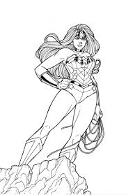 57 best super womens images on pinterest coloring books
