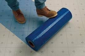 Blue Floor L Floor Protection Protective Products Int L Inc