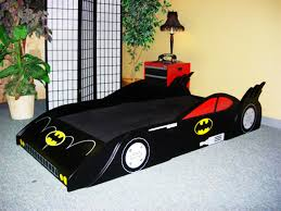 cars bedroom set batmobile bed how awesome awesome boys room pinterest