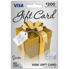 gift cards without fees visa 200 gift card walmart