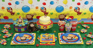 Curious George Birthday Party Food Ideas Party Themes Inspiration