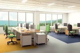 amenagement bureau un aménagement de bureau axé sur le confort et le bien être