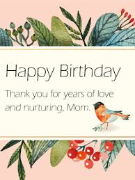 birthday cards for mother birthday u0026 greeting cards by davia