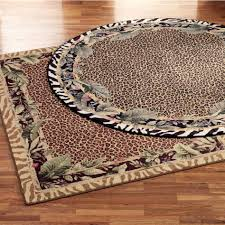 decoration animal print table runners animal print plastic table