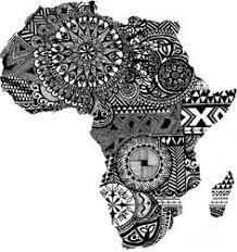 25 beautiful africa tattoos ideas on