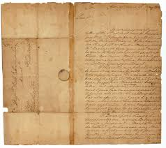 writing paper texture identifying and dating paper looking at art artifacts and ideas george washington letter
