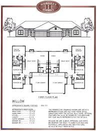 duplex narrow lot floor plans duplex floor plans for narrow lots inspirational floor plans for