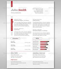 resumes with color 20 best creative resume templates examples
