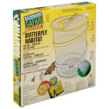 amazon com backyard safari butterfly habitat toys u0026 games