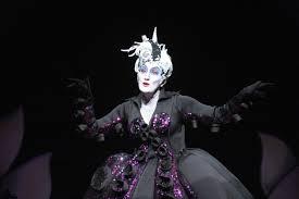 ursula the witch costume acting donna migliaccio