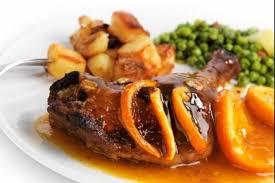 canard cuisine recette de canard à l orange express facile et rapide