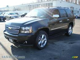 2011 chevrolet tahoe ltz 4x4 in black granite metallic 183816